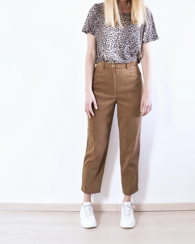 minimalizmus secondhand outfit